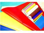 Sitspapier bloks 35x50cm oranje