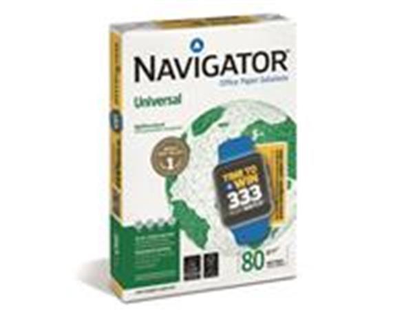 Navigator Universal A4 80 g/m² 210 x 297 mm LL
