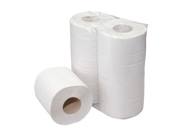 Tissue Wit Toiletpapier 200v. Baal á 64 rol
