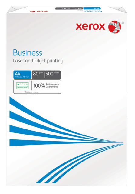 Xerox Business A4 80grs. voor € 2,99