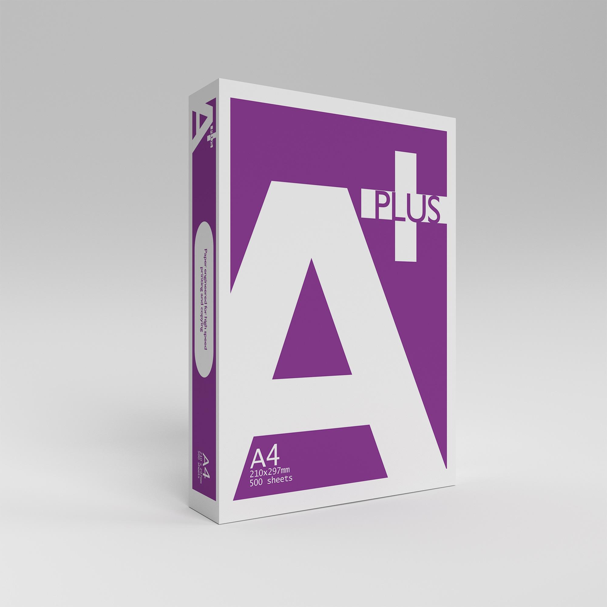A+Plus Copypaper A4 70grs, extra opdikkend